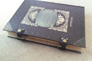 подарочная кожаная книга карамзин история государства российского роосса (3)